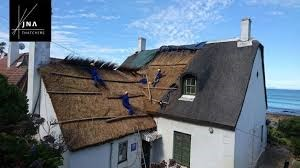 Thatching Dunkirk Estate